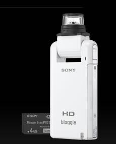 Bloggie Camera 360 lens