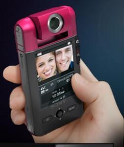 Bloggie Camera