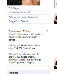 seo tip for using facebook page 1