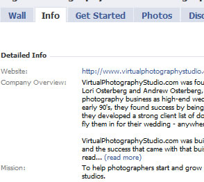 seo tip for using facebook page 2