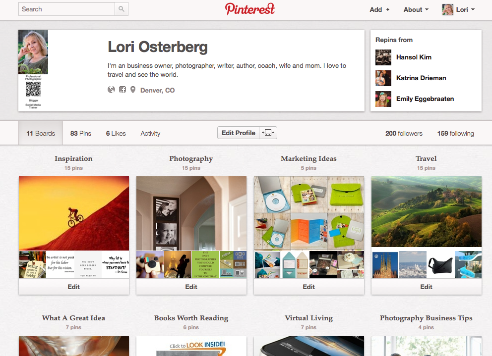 Why You Should Be Using Pinterest For Your Creative Business